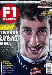Okładka książki F1 Racing, nr 121 / sierpień 2014 Redakcja magazynu F1 Racing