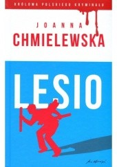 Okładka książki Lesio Joanna Chmielewska
