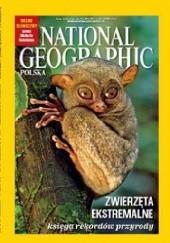 Okładka książki National Geographic 07/2013 (166) Redakcja magazynu National Geographic
