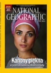 Okładka książki National Geographic 08/2013 (167) Redakcja magazynu National Geographic