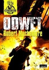 Okładka książki Odwet Robert Muchamore