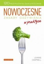 Okładka książki Nowoczesne zasady odżywiania w praktyce Leanne Campbell
