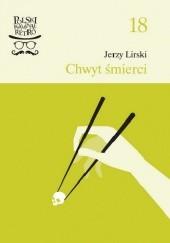 Okładka książki Chwyt śmierci Jerzy Lirski