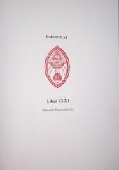 Okładka książki Liber CLXI. Odnośnie Prawa Thelemy Aleister Crowley