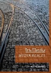Okładka książki Istota rzeczy Iris Hanika