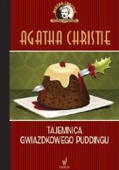 Okładka książki Tajemnica gwiazdkowego puddingu Agatha Christie