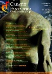 Okładka książki Creatio Fantastica nr 3 (45) 2014 Paweł Kukliński,Marcin Guzek,Krzysztof Urbański,Krzysztof Cichecki