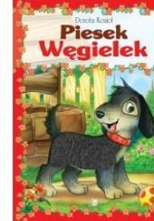 Okładka książki Piesek Węgielek Dorota Kozioł