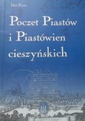Okładka książki Poczet Piastów i Piastówien cieszyńskich Idzi Panic