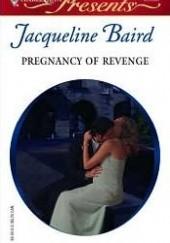 Okładka książki Pregnancy of Revenge Jacqueline Baird