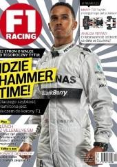 Okładka książki F1 Racing, nr 124 / listopad 2014 Redakcja magazynu F1 Racing