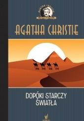 Okładka książki Dopóki starczy światła Agatha Christie