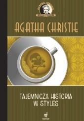 Okładka książki Tajemnicza historia w Styles Agatha Christie