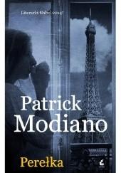 Okładka książki Perełka Patrick Modiano