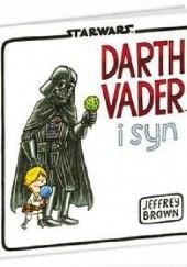 Okładka książki Darth Vader i syn Jeffrey Brown