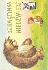 Okładka książki Dziewczynka i niedźwiedź W. Gołowanow