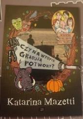 Okładka książki Czy na wyspie grasują potwory? Katarina Mazetti