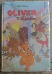 Okładka książki Oliver i spółka Walt Disney