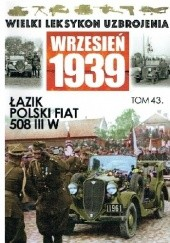 Okładka książki Łazik Polski Fiat 508 III Jan Tarczyński