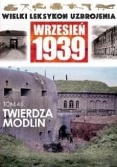 Okładka książki Twierdza Modlin Piotr Oleńczak