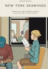 Okładka książki New York Drawings Adrian Tomine