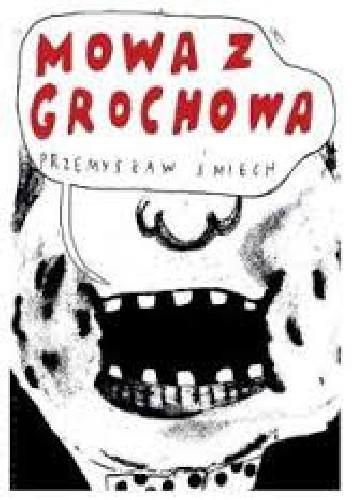 Okładka książki Mowa z Grochowa
