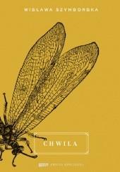 Okładka książki Chwila Wisława Szymborska