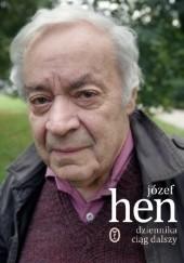 Okładka książki Dziennika ciąg dalszy Józef Hen