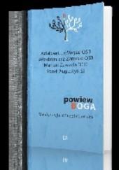 Okładka książki Powiew Boga Józef Augustyn SJ,Włodzimierz Zatorski OSB,o. Marian Zawada OCD,Adalberte de Vogue OSB