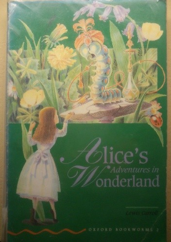 Okładka książki Alice's Adventures in Wonderland Jennifer Bassett,Lewis Carroll