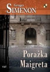 Okładka książki Porażka Maigreta Georges Simenon