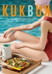 Okładka książki Magazyn kulturalno-kulinarny Kukbuk nr 10 (2014). Na wynos. Redakcja magazynu Kukbuk