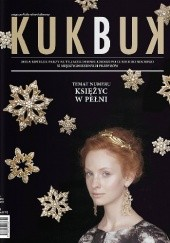 Okładka książki Magazyn kulturalno-kulinarny Kukbuk nr 12 (2014). Księżyc w pełni. Redakcja magazynu Kukbuk