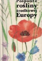 Okładka książki Pospolite rośliny środkowej Europy praca zbiorowa