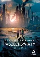 Okładka książki Wszechświaty. Utopia Leonardo Patrignani