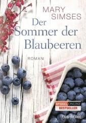 Okładka książki Der Sommer der Blaubeeren Mary Simses