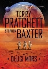 Okładka książki Długi Mars Terry Pratchett,Stephen Baxter