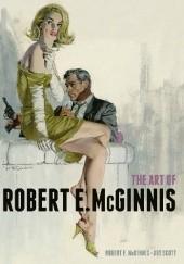 Okładka książki The Art of Robert E McGinnis Robert McGinnis