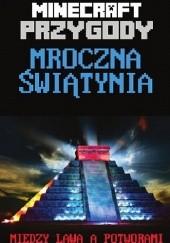 Okładka książki Minecraft przygody. Mroczna świątynia S. D. Stuart