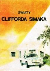 Okładka książki Światy Clifforda Simaka Clifford D. Simak
