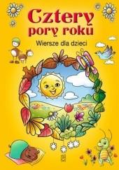 Okładka książki Cztery pory roku. Wiersze dla dzieci praca zbiorowa