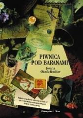 Okładka książki Piwnica pod Baranami Joanna Olczak-Ronikier