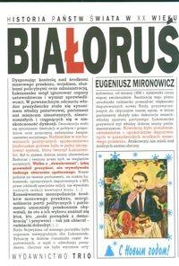 Okładka książki Białoruś