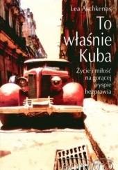Okładka książki To właśnie Kuba Lea Aschkenas