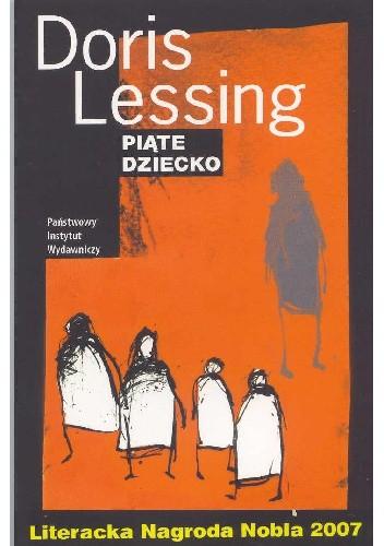 Okładka książki Piąte dziecko Doris Lessing