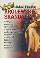 Okładka książki Królewskie skandale