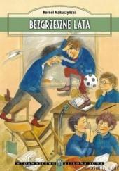 Okładka książki Bezgrzeszne lata Kornel Makuszyński