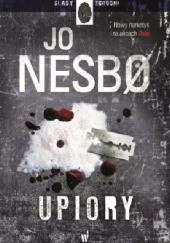 Okładka książki Upiory Jo Nesbø