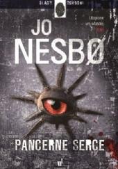 Okładka książki Pancerne serce Jo Nesbø