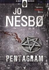 Okładka książki Pentagram Jo Nesbø